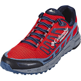 Columbia Bajada III Low Shoe Mens Bright Red/Lux